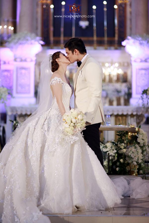 DongYan Wedding Dress