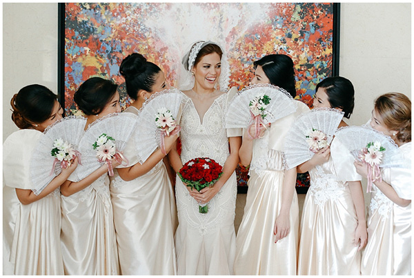 Pretty Filipiniana Wedding Gowns | Philippines Wedding Blog