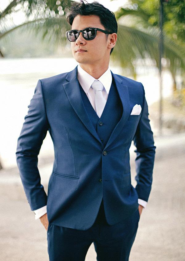Groom Wedding Attire Suit Tuxedo | Philippines Wedding Blog