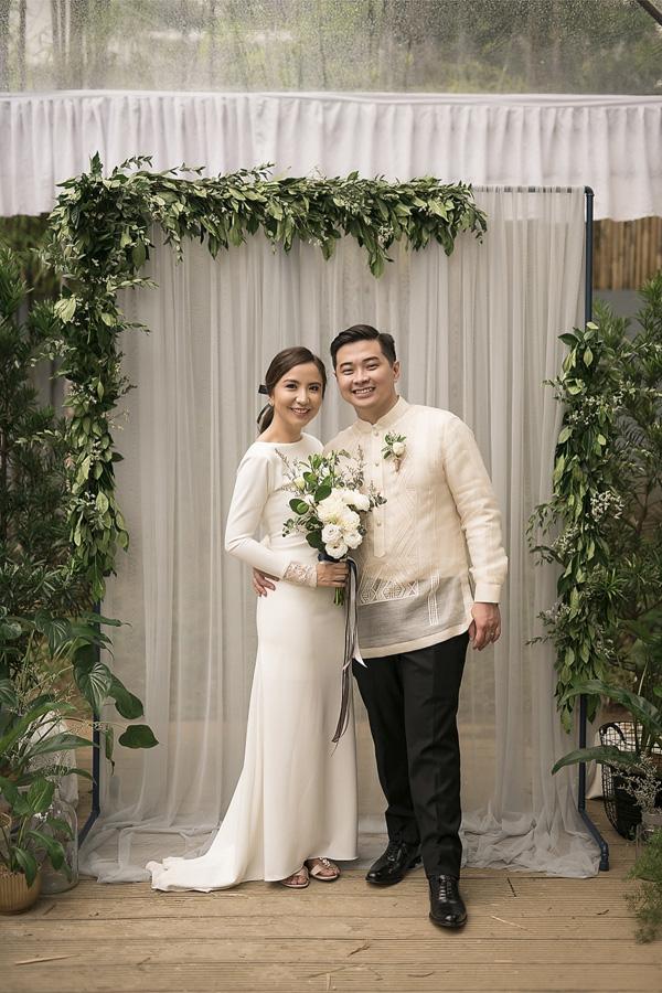 A Backyard Garden Wedding Philippines Wedding Blog