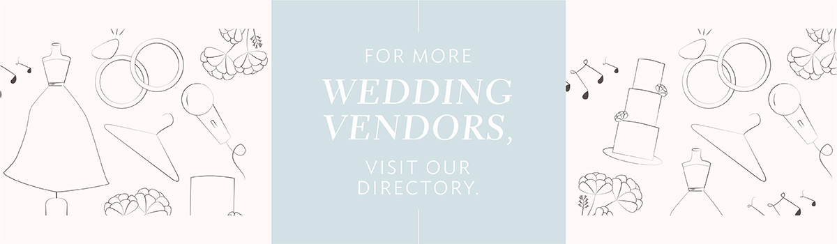 For more wedding vendors, visit our directory